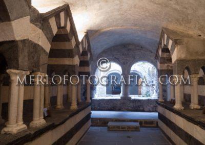 abbazia s. fruttuoso di camogli tombe doria